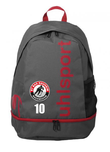 ESSENTIAL BACKPACK W. BOTT. COMPARTM.